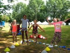 Een beetje enthousiasme en vele liters limonade tijdens de Vakantie Kinderfeesten