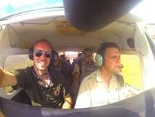 Vlaamse piloot Flying Doctors crasht met vliegtuigje