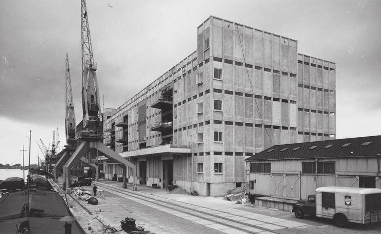 1962. Beeld Stadsarchief Amsterdam