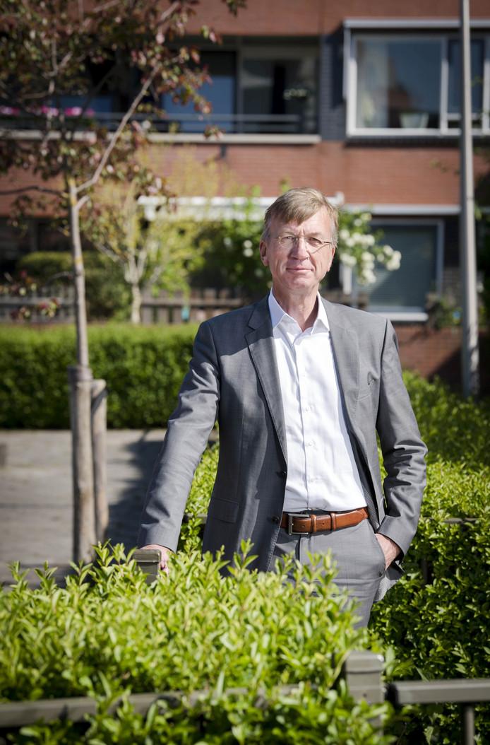 Woningcorporatie Mozaiek Wonen directeur-bestuurder Ron de Haas