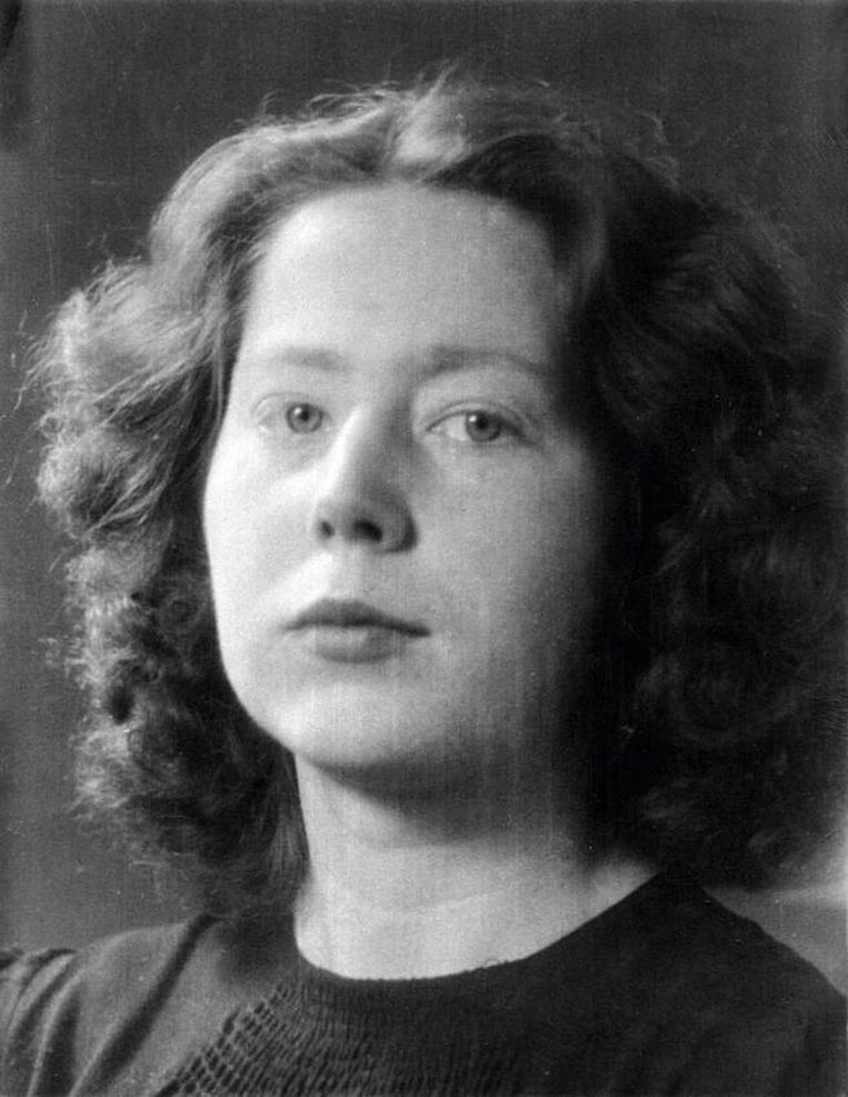 Verzetsstrijdster Hannie Schaft. Beeld Nationaal Archief
