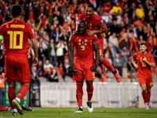Lukaku, topscorer onder de internationals