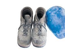 Boete voor gooien van schoen met stalen neus naar agent in Aalst