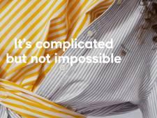 """GANT s'engage pour le développement durable: """"Compliqué mais pas impossible"""""""