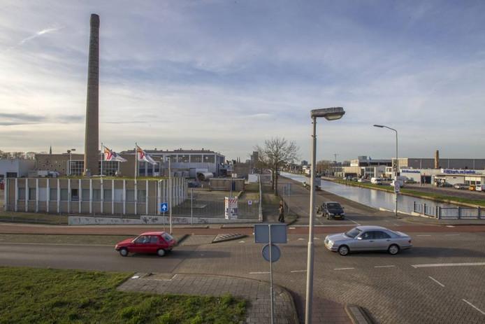 De Campinafabriek in Eindhoven is ontmanteld en wordt verkocht. Foto Jurriaan Balke