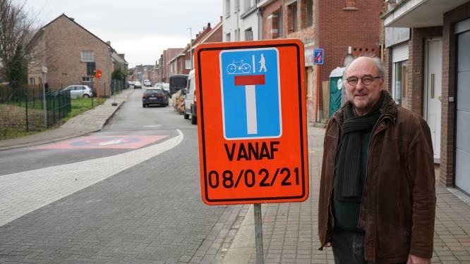 """Beveren bant sluipverkeer uit wijken: """"Meer kilometers met de auto, maar ideaal met de fiets"""""""