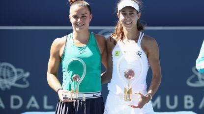 Goffin behoudt 11de ATP-stek - Elise Mertens blijft 15de op ranking, haar killer haalt eerste WTA-titel binnen