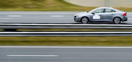 Traject tussen Tilburg en Helmond wordt testroute voor zelfrijdende auto's