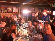 Dineren en matchen bij de Voedselbank Eindhoven