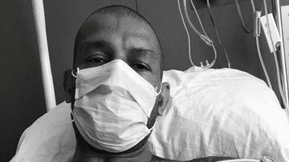 """Ex-flik en acteur Tim Tubbax herstelt van zware corona-infectie: """"Alsof er brandende priemen in mijn longen werden gestoken"""""""
