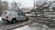 Code geel: KMI waarschuwt ook morgenochtend voor gladheid en sneeuw