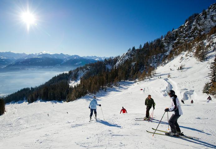 Skigebied Crans-Montana, 2011