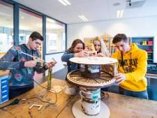 Technasium-leerlingen Oudenbosch maken de waterschapsrondleidingen sprankelender