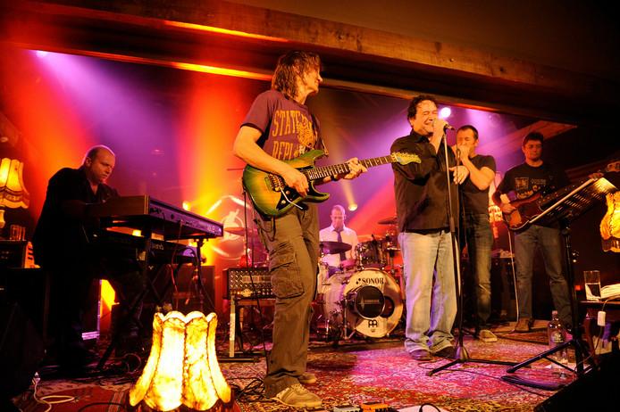 Goofy and the Regulars tijdens een optreden in De Mads in Waalwijk.