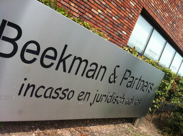 Beekman & Partners ging in 2013 failliet. Daarna ging er een beerput open bij het Apeldoornse incassobureau.