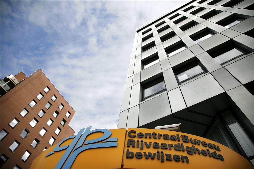 Het Centraal Bureau Rijvaardigheidsbewijzen in Rijswijk.