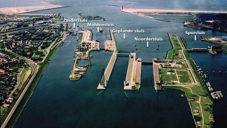 Tweede zeesluis IJmuiden gaat komen | Het Parool