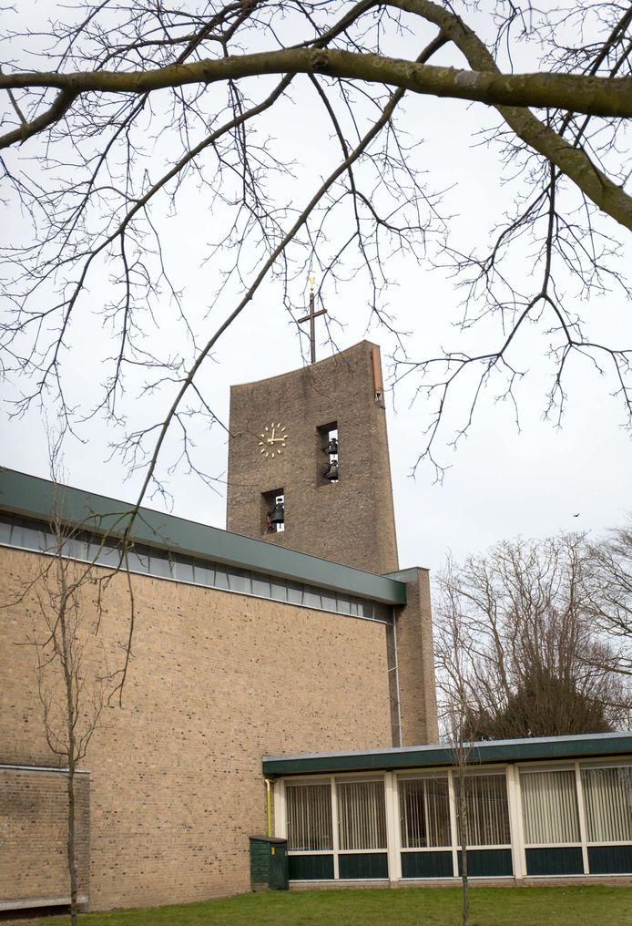 Kerk in Herveld. Foto: Erik van 't Hullenaar