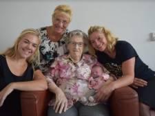 Uniek: vijf generaties vrouwen in één Goudse familie