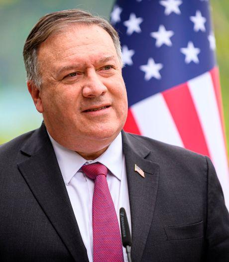 VS: VN-sancties tegen Iran weer van kracht