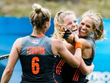 Hockeysters behalen monsterscore tegen Canada