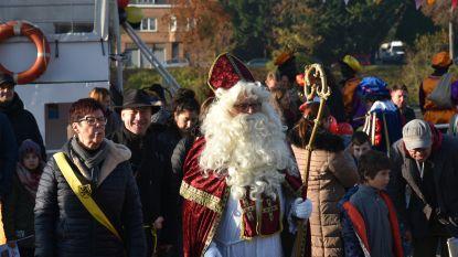 Sint meert aan in Vilvoorde