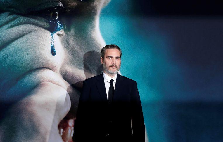 Hoofdrolspeler Joaquin Phoenix.