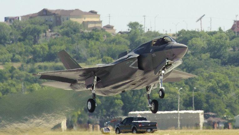 Een F-35 Joint Strike Fighter. Beeld anp