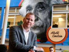 Rector Eric van 't Zelfde is de redder van 'drop-outs'