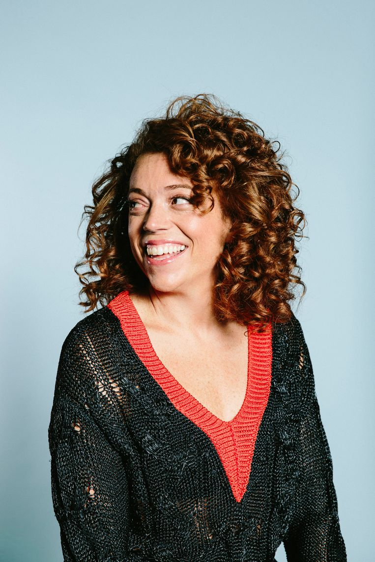 Michelle Wolf Beeld Hollandse Hoogte / The New York Times Syndication