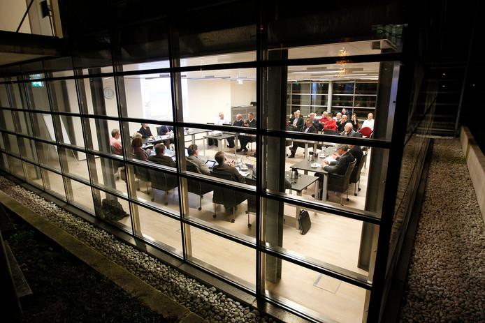 Ook de Waalrese gemeenteraadsvergaderingen vonden plaats op Laan van Diepenvoorde 8 in Aalst.