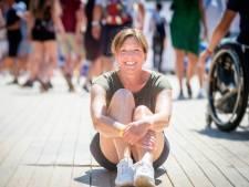 Uitvaller Sandra bedankt voor Vierdaagsekruisje: 'Wel ontzettend lief'