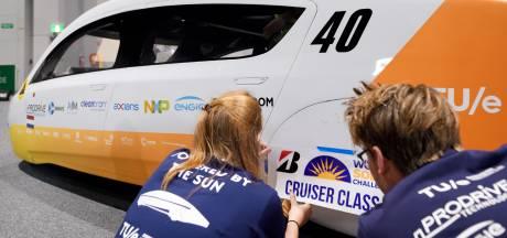 Solar Team Eindhoven begint op twintigste startplek aan de World Solar Challenge
