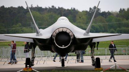VS zetten levering F-35's aan Turkije stop