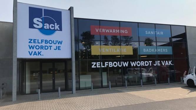 """Sack Zelfbouw opent nieuw filiaal langs N9: """"Voor iedereen met verbouwplannen in en rond het Meetjesland"""""""