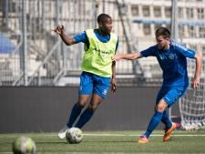 Dhoraso Moreo Klas wil slagen in Den Bosch: 'Hopelijk zijn de kilometers het dubbel en dwars waard'