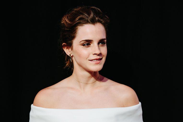 Emma Watson zei in een interview dat ze een hekel heeft aan beroemd zijn.
