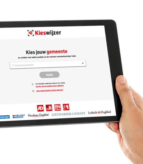 AD lanceert Kieswijzer voor herindelingsverkiezing