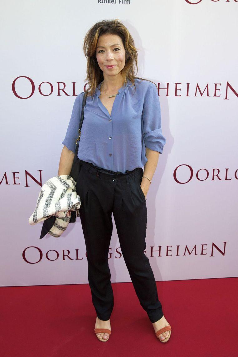 Actrice Nadja Hupscher Beeld anp