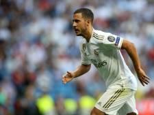Eden Hazard de retour dans le groupe du Real, Modric et Bale forfaits