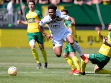 NAC zonder Palmer-Brown tegen Feyenoord, Damen logische vervanger