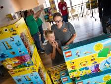 Corona-versie Brabantsedag paradijs voor lego-kinderen