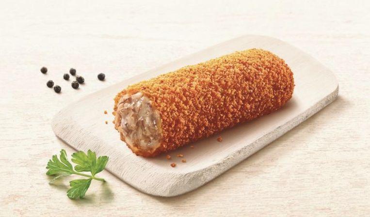 Draadjesvleesch Kroket van Mora Beeld Mora