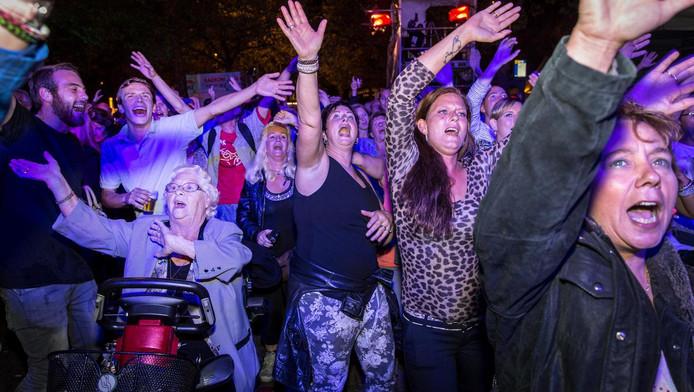 Amsterdamse gezelligheid op het Jordaanfestival
