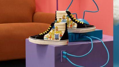 Vans brengt collectie uit als eerbetoon aan 'The Simpsons' (en wij willen werkelijk alles!)