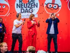 Verwarring om sleutelhanger van 10 euro voor Rode Neuzen Dag: 'fraudeur' blijkt vaste vrijwilliger die zich elk jaar inzet voor goede doel
