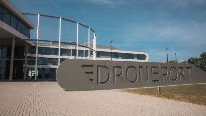 Turbulentie in 'het mekka van de drone-industrie': DronePort zet CEO Mark Vanlook aan de deur