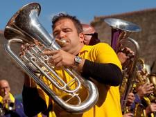 Hoogland Dweilland; 'Bloasmuziek'