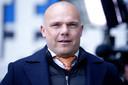 Heerenveen-trainer Johnny Jansen.