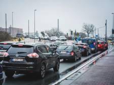 Verkeer in Gent verrassend genoeg niet toegenomen, Dok Zuid wel drukste baan van het land